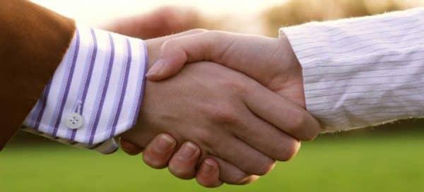 Теория 6 рукопожатий