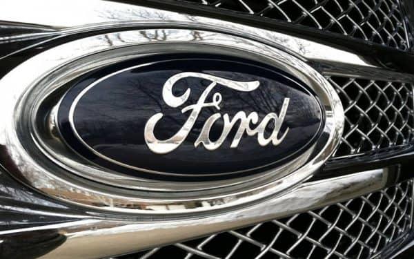 Форд решетка