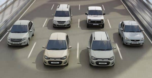 Авто по льготному автокредиту 2015
