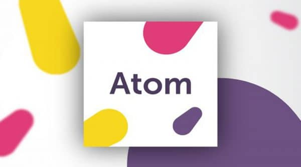 Атом банк Англия