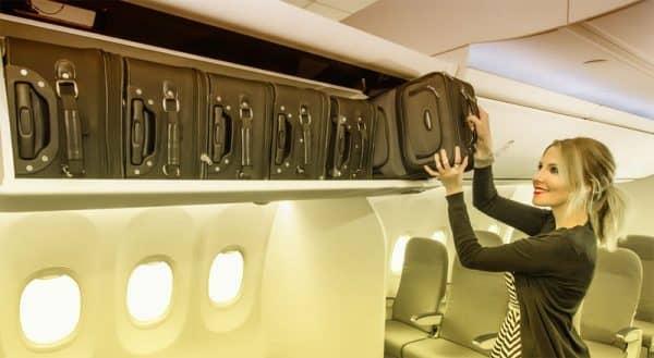 Размеры ручной клади авиапассажиров могут стандартизировать