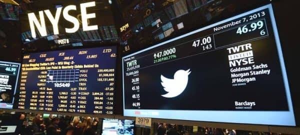 IPO твиттера