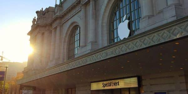 Apple Special Event. September 9, 2015.