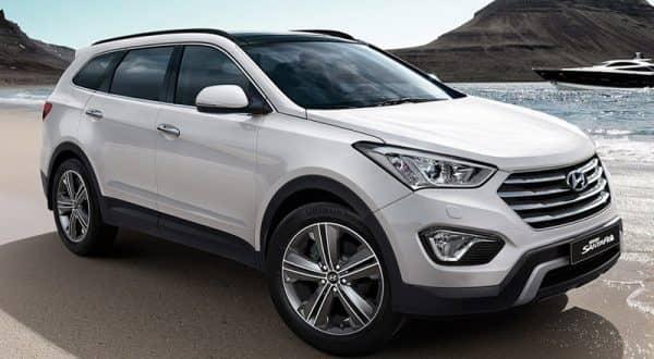 В Калининграде начали производить кроссовер Hyundai Grand Santa Fe