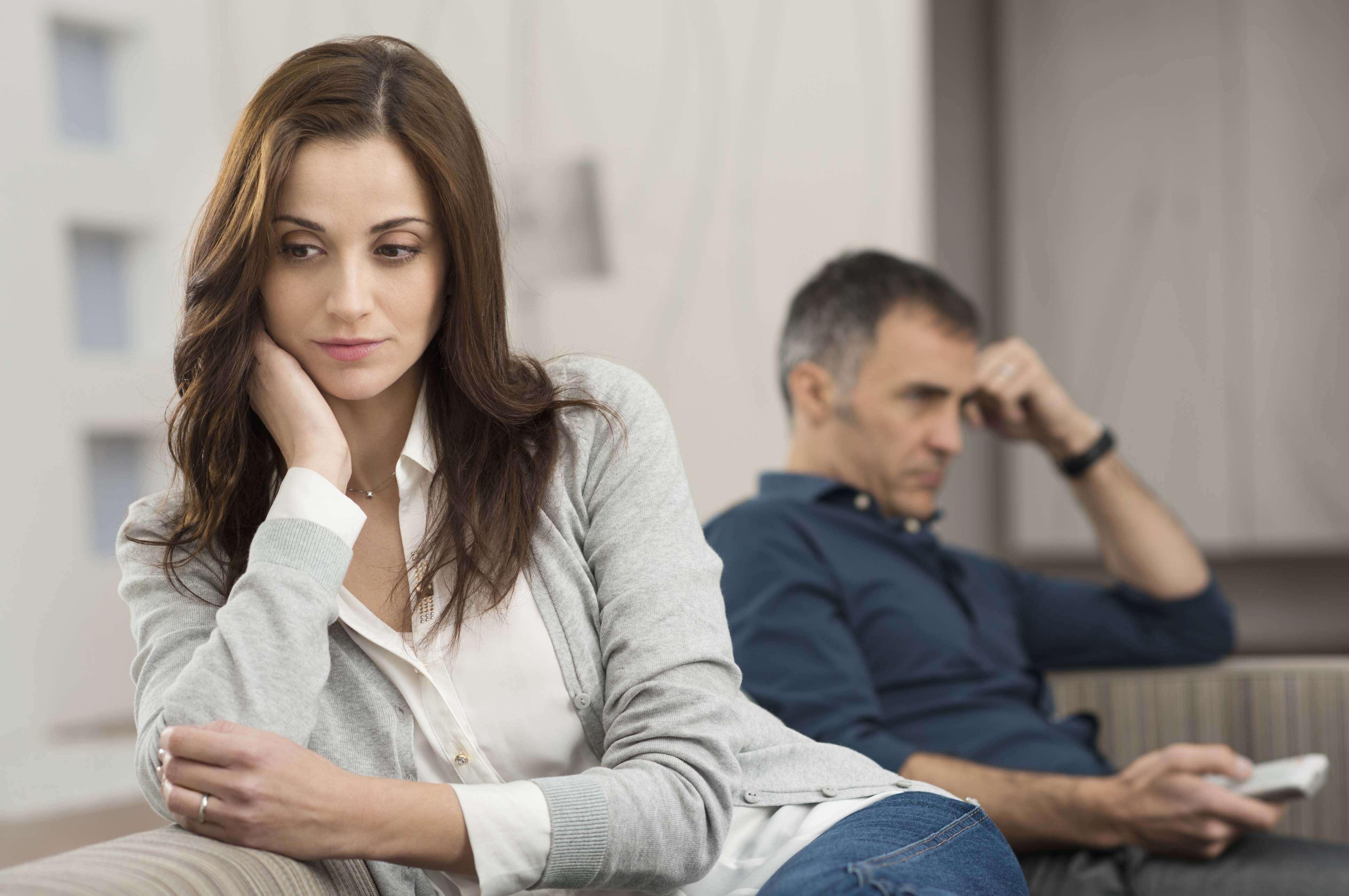Как снижение доходов россиян привело к уменьшению числа разводов