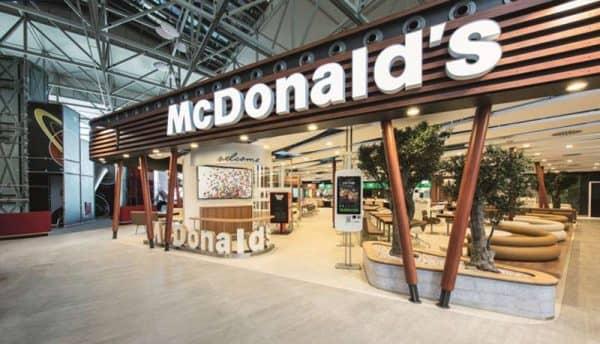 mcdonalds франкфурт