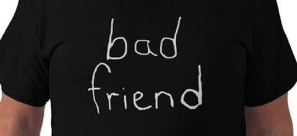 плохой друг