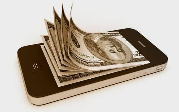 Телефон и деньги