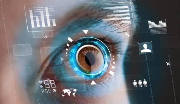 кибер-глаз
