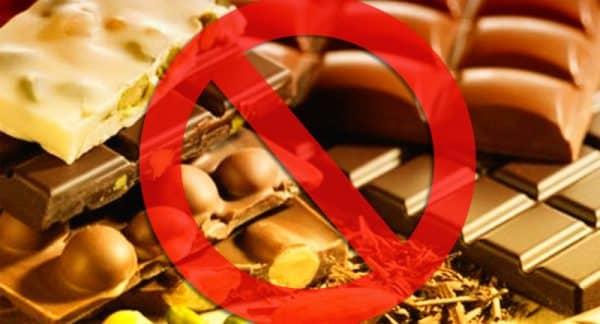В России запретят импортный шоколад