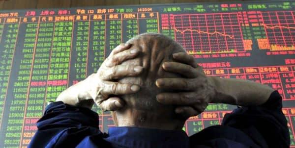 Кризис в Китае 2015