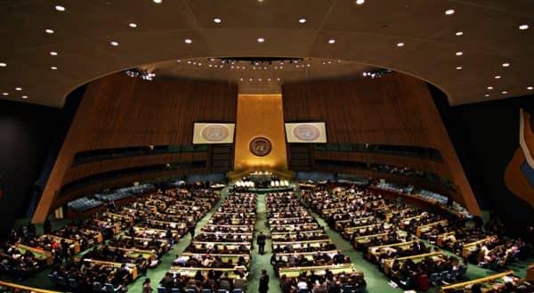 Генассамблея ООН 2015