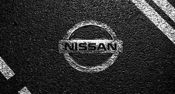 Ниссан логотип
