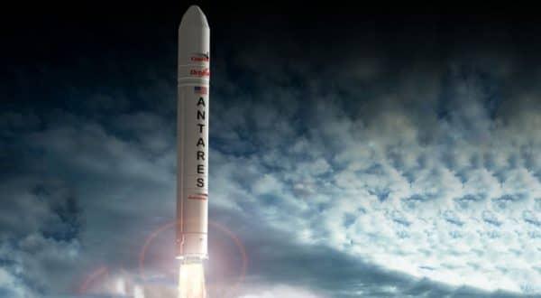 1-ый запуск ракеты Antares с русским мотором состоится 10июля