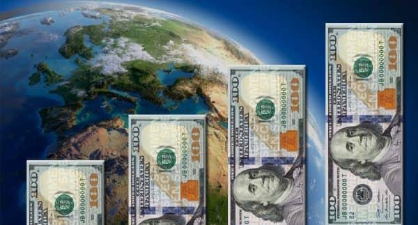 Средняя зарплата по странам мира 2016