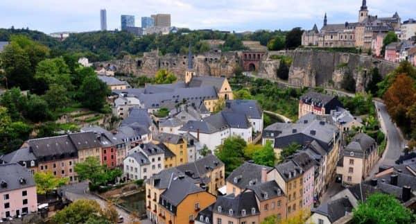 Люксембург 2017