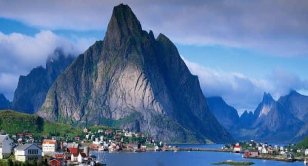 Норвегия 2017