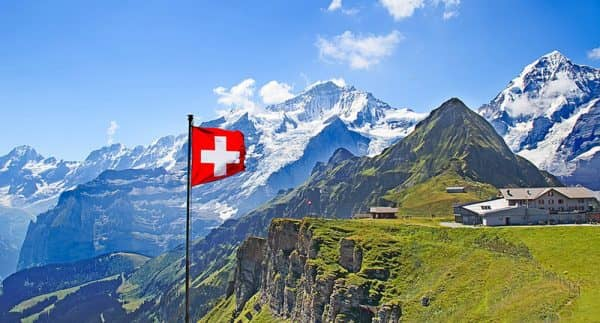 Щвейцария 2017